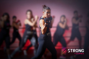 Neu ab April: Strong by Zumba